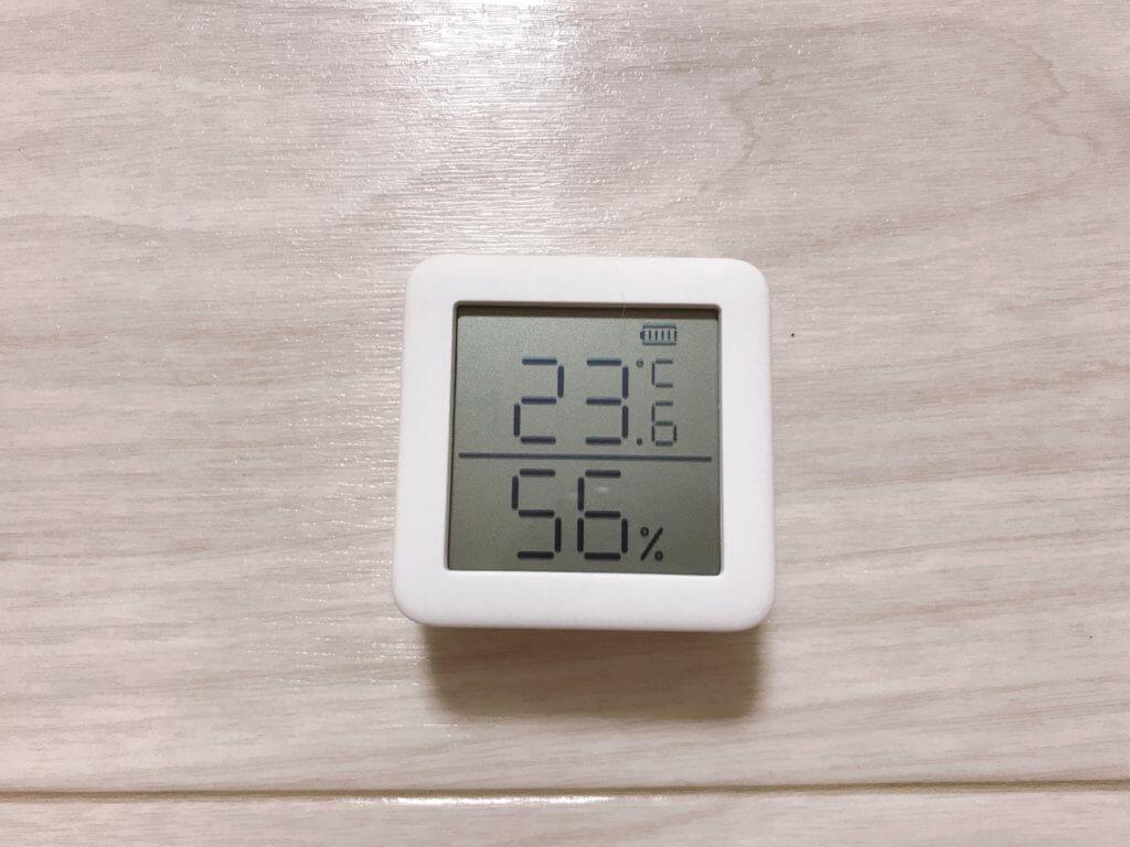 SwitchBot温湿度計本体の写真